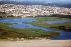 View Lagoa de Paramos